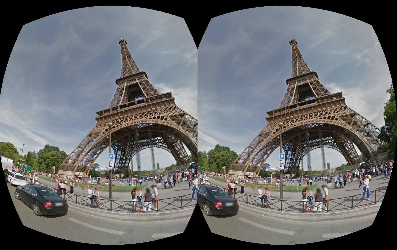 Google Street View Için 100 Cardboard Vr Desteği Geldi çiftlik